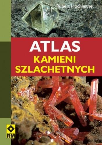 Okładka książki Atlas kamieni szlachetnych