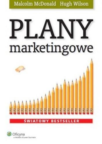 Okładka książki Plany marketingowe