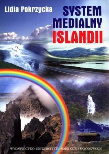 Okładka książki System medialny Islandii