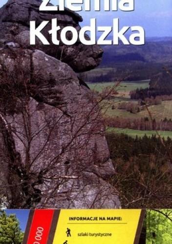 Okładka książki Ziemia Kłodzka. Mapa turystyczna. 1 : 90 000. Europilot