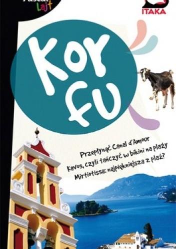 Okładka książki Korfu