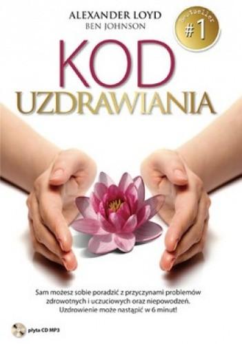 Okładka książki Kod Uzdrawiania (CD)