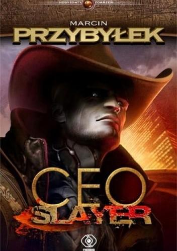 Okładka książki CEO Slayer