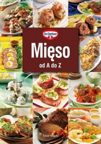 Okładka książki Mięso od A do Z