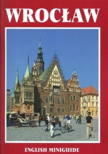 Okładka książki Wrocław. English miniguide