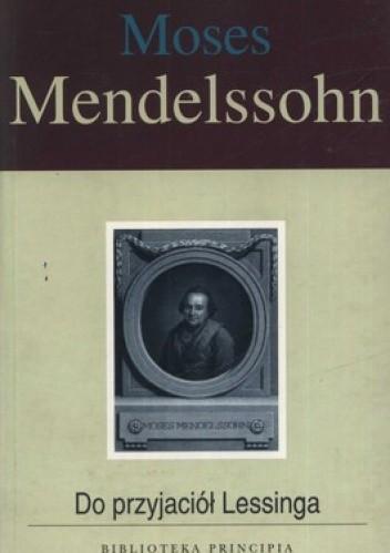 Okładka książki Do przyjaciół Lessinga