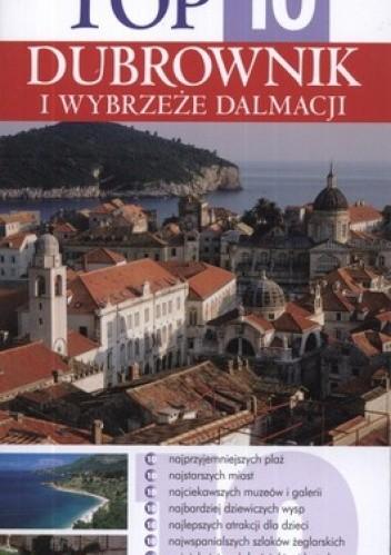 Okładka książki Dubrownik i wybrzeże Dalmacji
