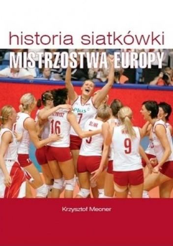 Okładka książki Historia siatkówki