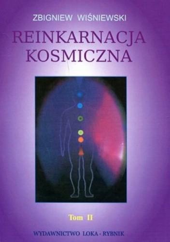 Okładka książki Reinkarnacja kosmiczna. Tom 2