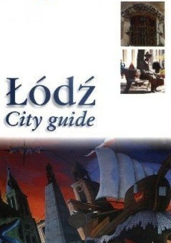 Okładka książki Łódź. City guide