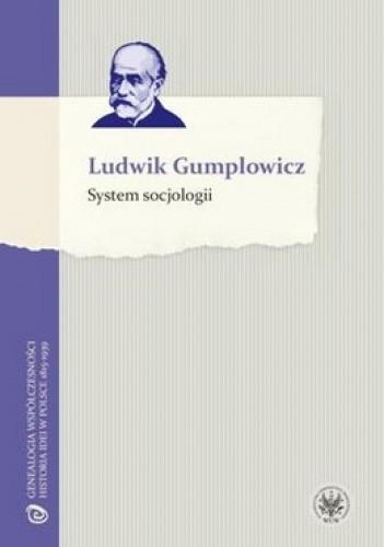 Okładka książki System socjologii