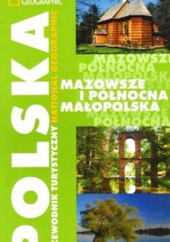 Okładka książki Mazowsze i Północna Małopolska. Przewodnik
