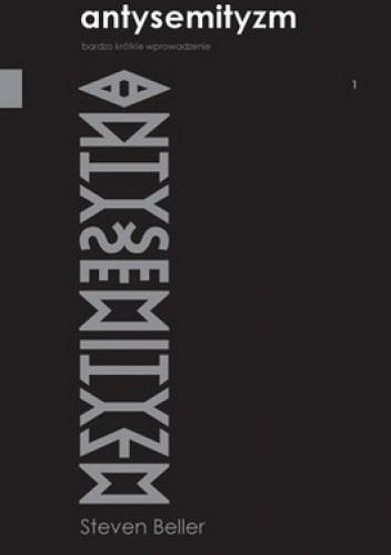 Okładka książki Antysemityzm. Bardzo krótkie wprowadzenie