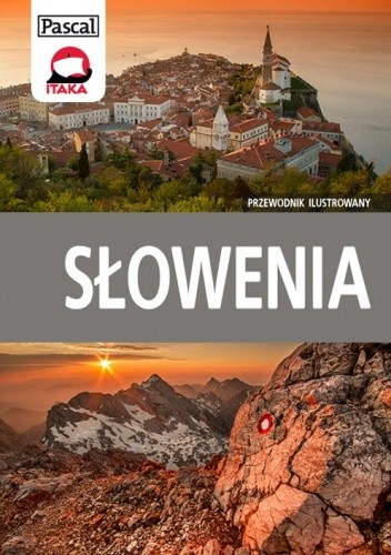 Okładka książki Słowenia. Przewodnik ilustrowany