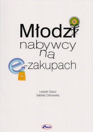 Okładka książki Młodzi nabywcy na e-zakupach