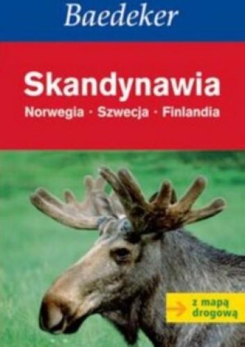 Okładka książki Skandynawia. Przewodnik Baedeker