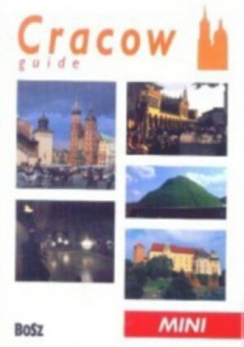 Okładka książki Cracow. Mini guide