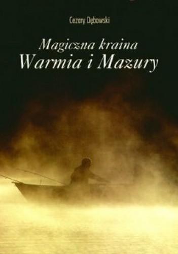 Okładka książki Magiczna kraina Warmia