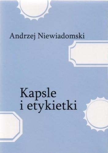 Okładka książki Kapsle i etykietki