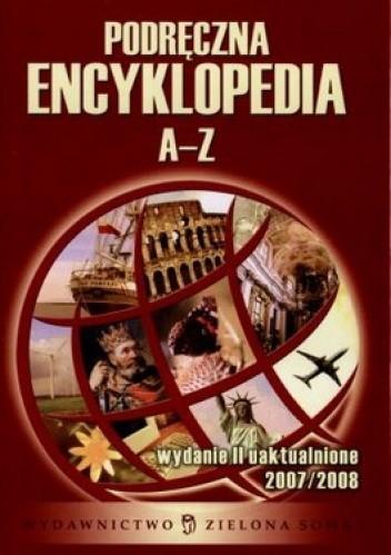 Okładka książki Podręczna encyklopedia A-Z