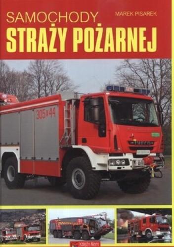 Okładka książki Samochody straży pożarnej