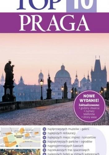 Okładka książki Praga