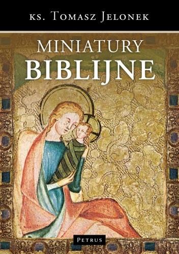 Okładka książki Miniatury Biblijne