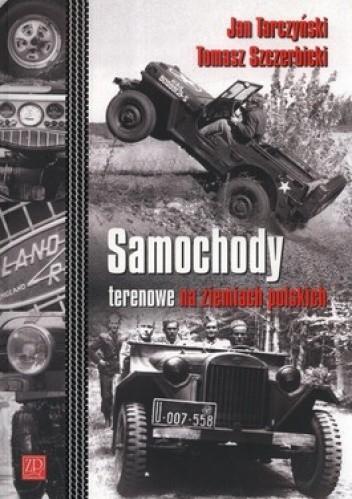 Okładka książki Samochody terenowe na ziemiach polskich