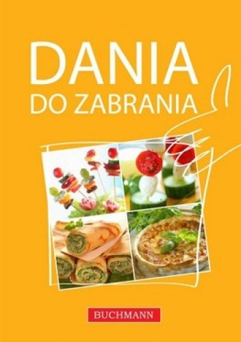 Okładka książki Dania do zabrania