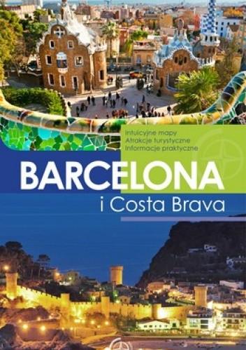 Okładka książki Barcelona i Costa Brava. Przewodnik Nawigator
