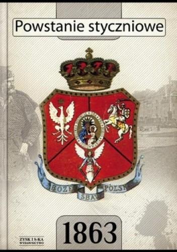 Okładka książki Powstanie styczniowe 1863