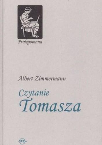 Okładka książki Czytanie Tomasza