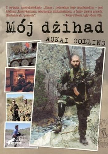 Okładka książki Mój dżihad