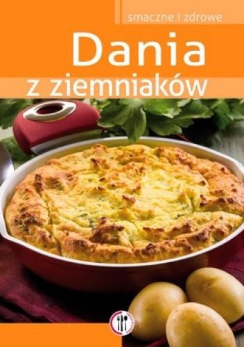 Okładka książki Dania z ziemniaków