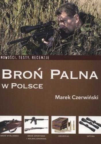 Okładka książki Broń palna w Polsce