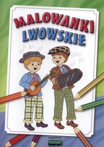 Okładka książki Malowanki lwowskie
