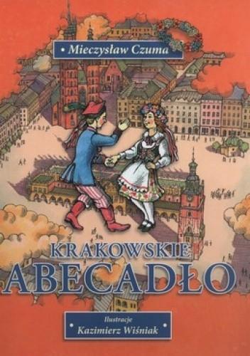 Okładka książki Krakowskie abecadło