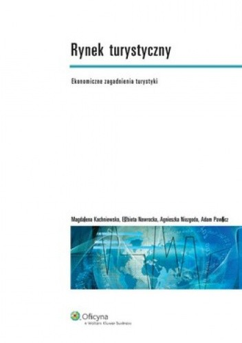 Okładka książki Rynek turystyczny. Ekonomiczne zagadnienia turystyki