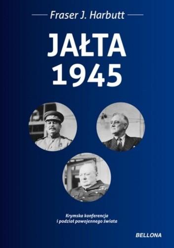 Okładka książki Jałta 1945