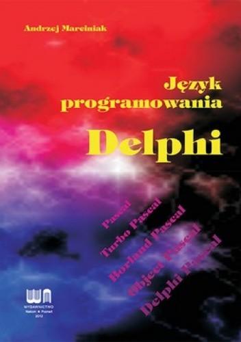 Okładka książki Język programowania Delphi