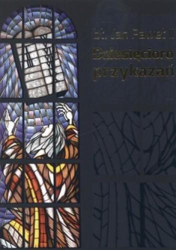 Okładka książki Dziesięcioro przykazań