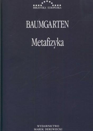 Okładka książki Metafizyka
