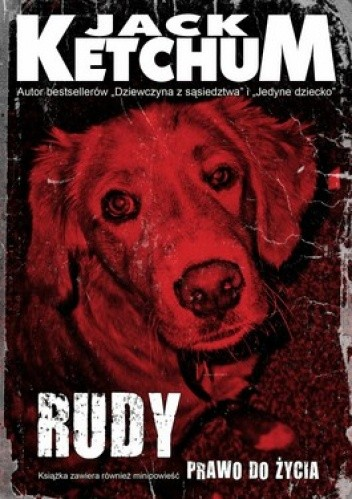 Okładka książki Rudy