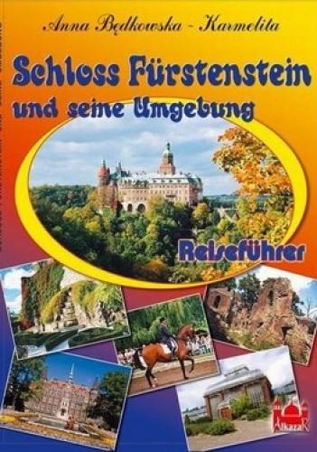 Okładka książki Schloss Furstenstein und seine Umgebung