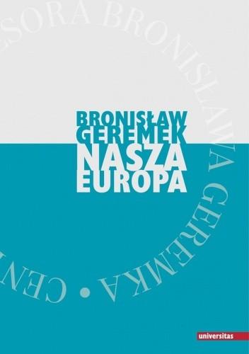 Okładka książki Nasza Europa