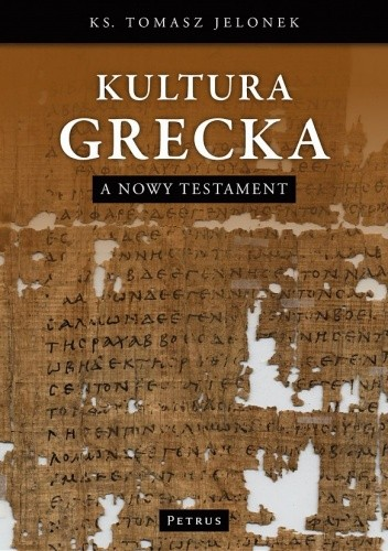 Okładka książki Kultura grecka a Nowy Testament