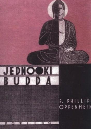 Okładka książki Jednooki Budda. Powieść kryminalna