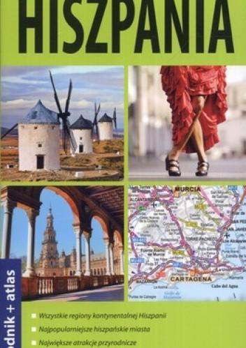 Okładka książki Hiszpania. Przewodnik + atlas ExpressMap