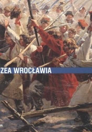 Okładka książki Muzea Wrocławia