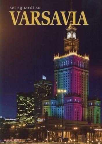 Okładka książki Varsavia. Sei sguardi su